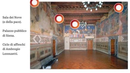 Sala Dei Nove Siena.Buon Governo By Agnese Pianigiani On Genial Ly