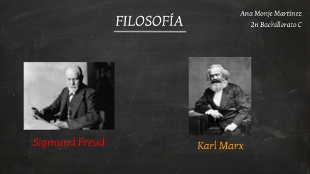 Freud Y Marx By Ana10mm On Genial Ly