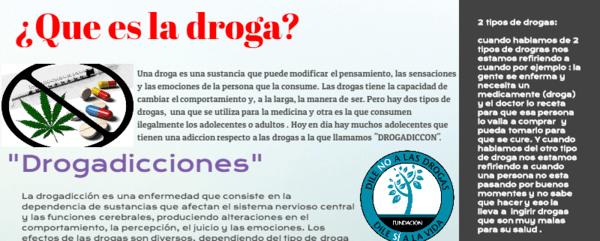 todo sobre las drogas causas y consecuencias