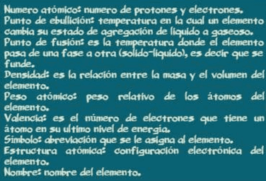 es una disposicin de los elementos qumicos en forma de tabla ordenados por su nmero atmico nmero de protones por su configuracin de electrones y