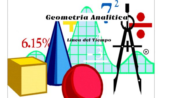 Linea Del Tiempo De Geometria Analitica By Drc Leonel On Genial Ly