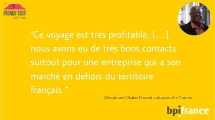 Learning expedition ce qu 39 ils en pensent by bpifrance on for Entreprise lucrative