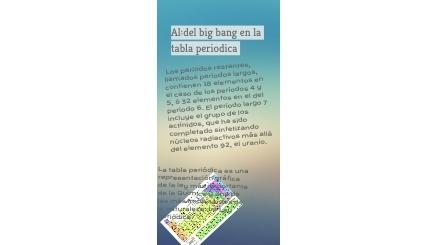 tabla periodica by selenene26 on genially